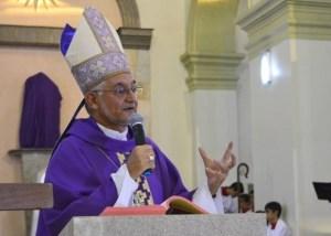 Dom Delson In%C3%ADcio da Quaresma Foto da Pascom de CG destaque - Solenidades marcam posse de Dom Delson como arcebispo da Paraíba