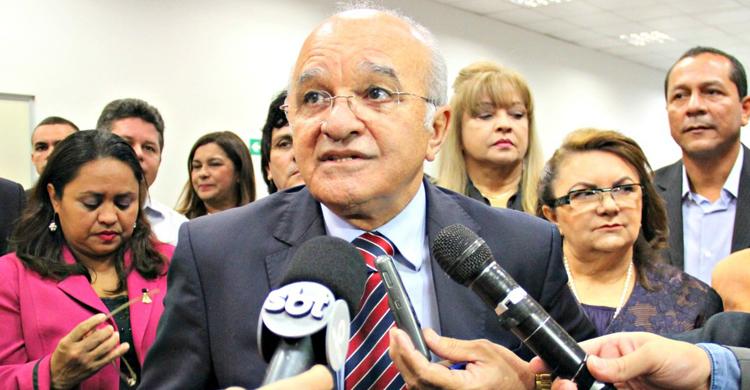 Nova operação da PF prende ex-governador José Melo