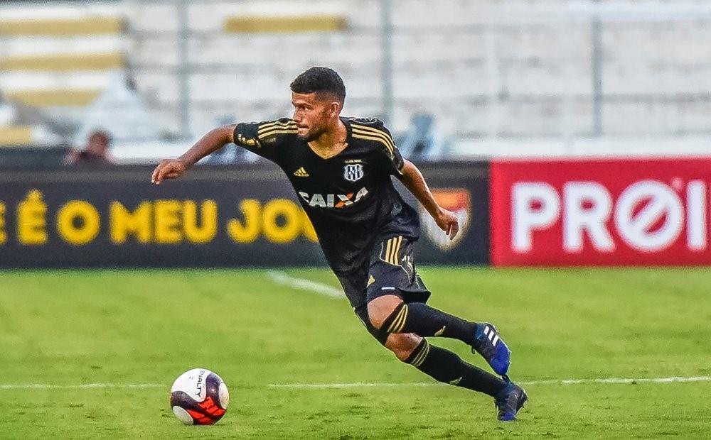 Fluminense acerta com volante Jádson, que estava na Ponte Preta — Carioca