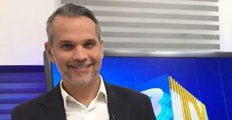 Jornalista da Globo é aposentado por invalidez após ser baleado na cabeça