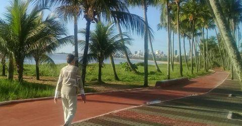 Orla de Cabo Branco, João Pessoa
