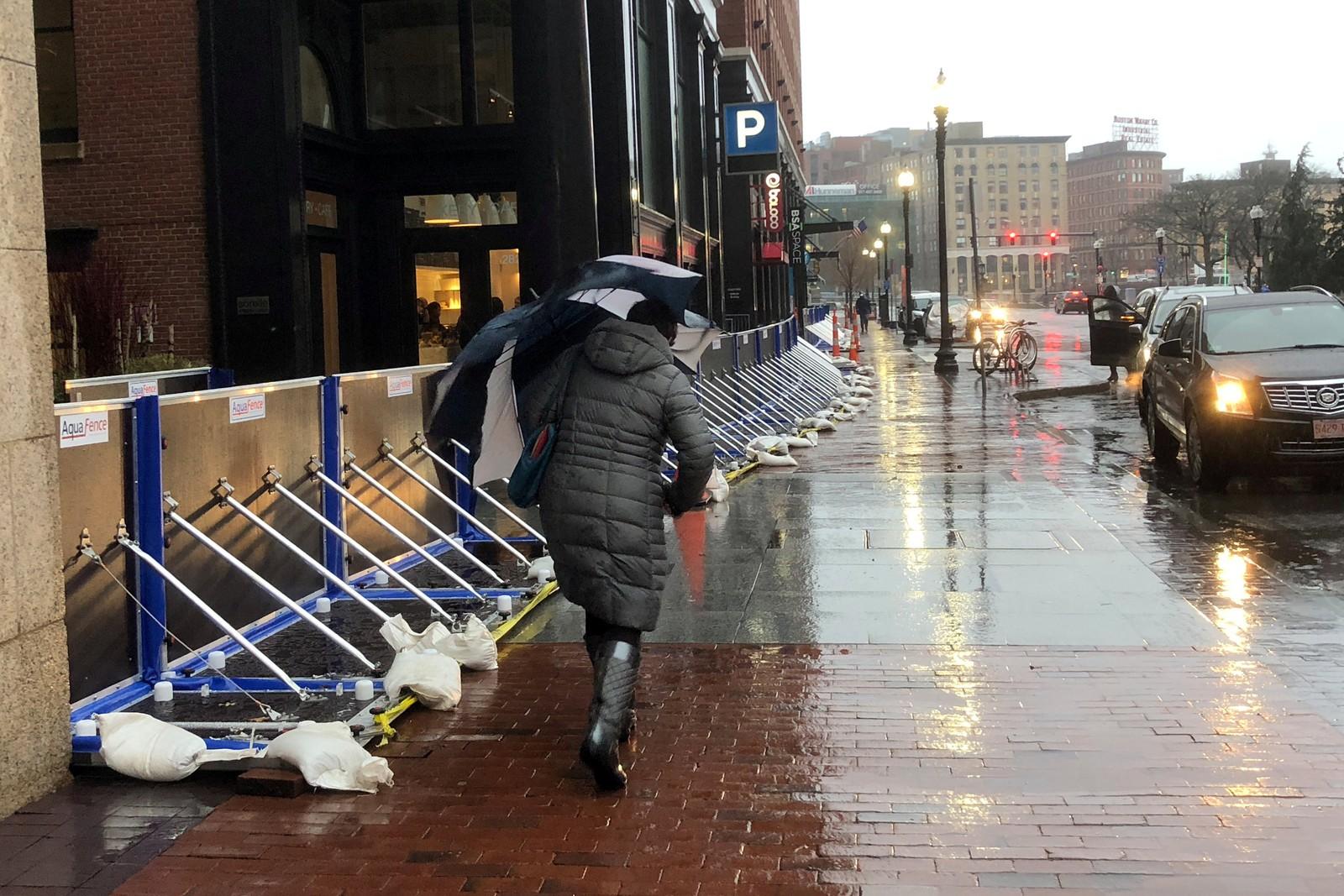 Forte tempestade nos EUA deixa ao menos cinco mortos