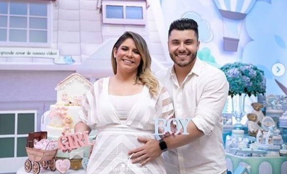 MaisPB • Marília Mendonça revela nome de filho com músico Murilo Huff