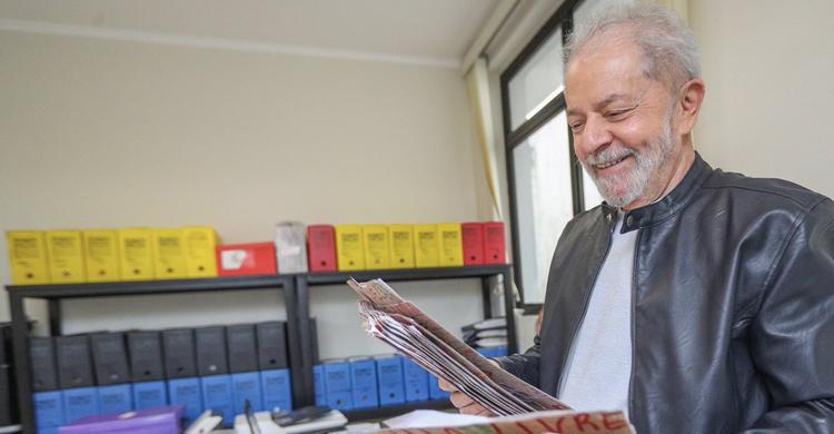 Lula se diz feliz com volta da Transposição - MaisPB
