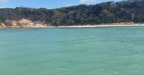 Verão e mar em Pipa, Rio Grande do Norte