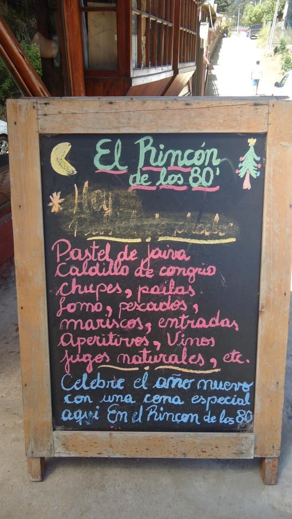 DSC06828 Chile , um toque de charme a evocar a fome
