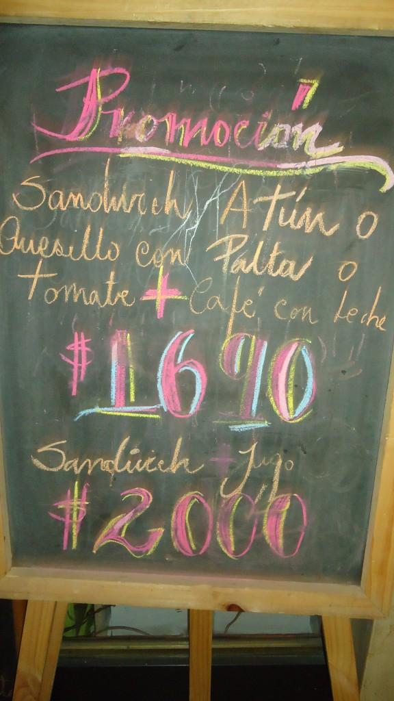 DSC06862 Chile , um toque de charme a evocar a fome