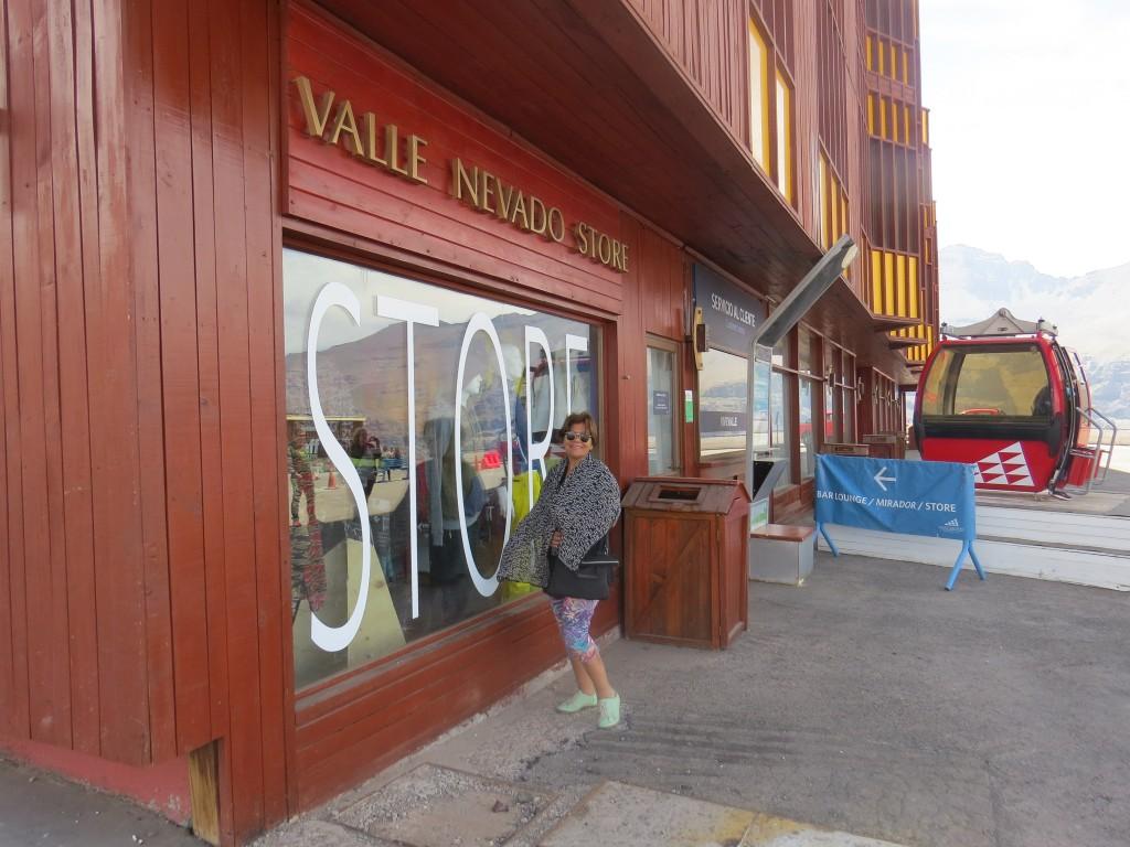 IMG_0253 O LUXO DE  VALLE NEVADO