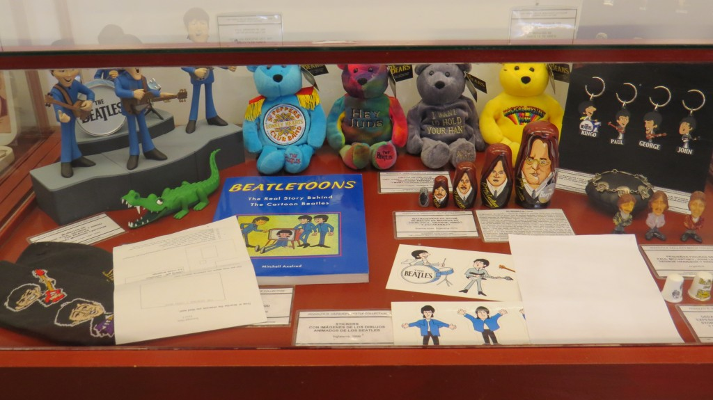 IMG_0346 MUSEU BEATLES/BUENOS AIRES