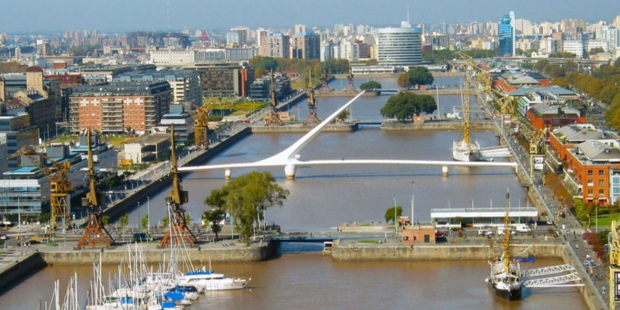 PUERTO-MADERO Meu roteiro para Buenos Aires   Inspire-se