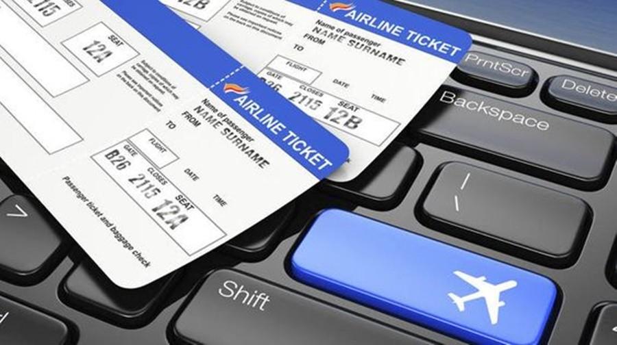 bilhete-aereo 16 dicas de viagem para iniciantes