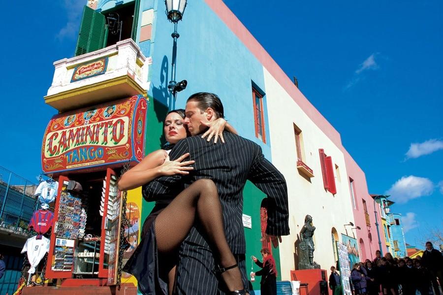 caminito Meu roteiro para Buenos Aires   Inspire-se