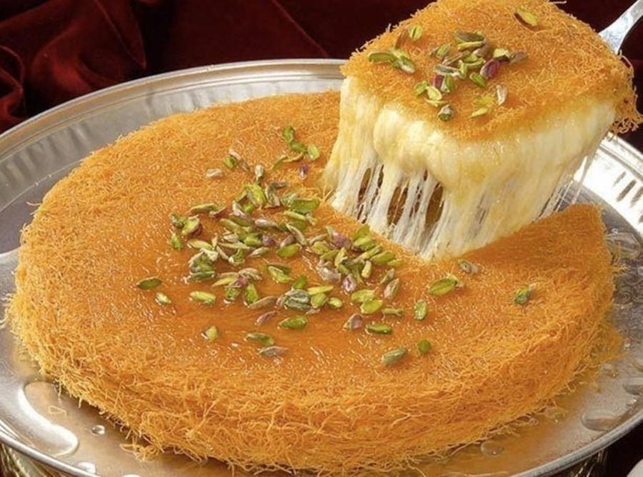 comida-arabe O Natal na terra dos faraós