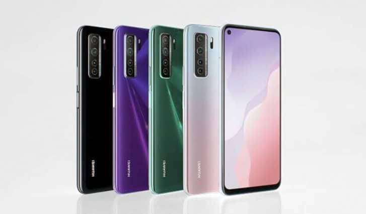 Huawei nova 7 é oficial: Versões SE, PRO, quatro câmaras e 5G |  MaisTecnologia