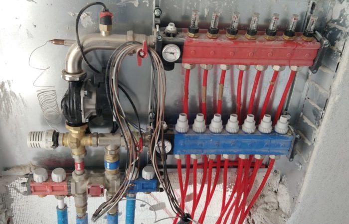 cantiere_impianto di riscaldamento a pavimeto