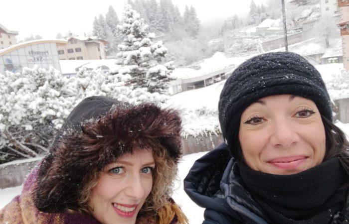 laura_giuseppina_sotto la neve