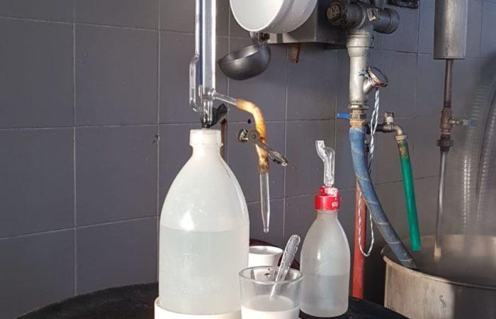 Analisi su campioni di latte_1