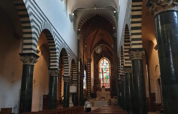 Duomo di prato_interno