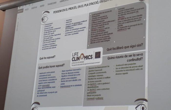 Incontro Territoriale presso il Centro Studi Delta dell'Ebro del Progetto Life Clinomics