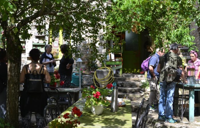ValdericArte - Lamoli di Borgo Pace_saluti ai partecipanti