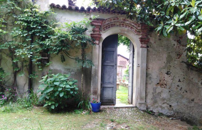 ingresso Casa Clementina