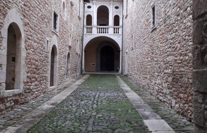 scene dal Castello