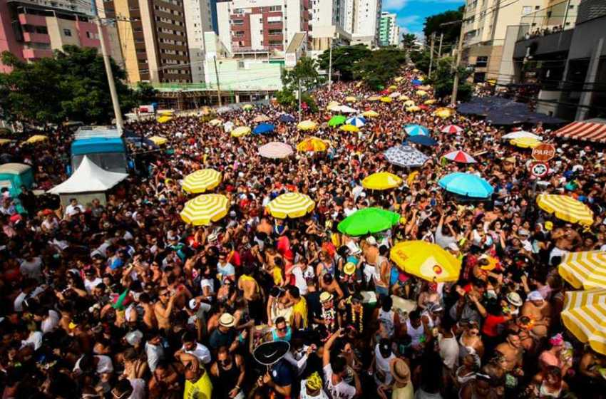 Comunicado do Governo do Estado de Minas – Carnaval