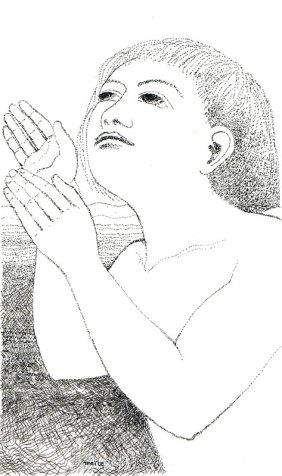 Seigneur, je crie vers Toi, Magnificat, Maïte Roche, 1993