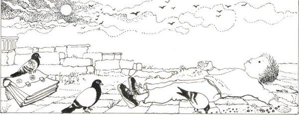 L'enfant au pied bot, Panorama n°188, 1984