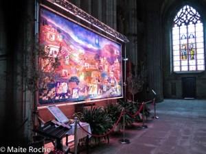 Grand calendrier de l'Avent, Maïte Roche, 2015