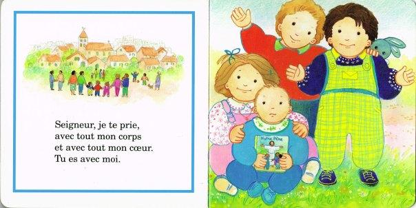 La prière, in Je m'appelle Timothée, Maïte Roche, Mame, 1991R, in Je m'appelle Timothée, Maïte Roche, Mame, 1991