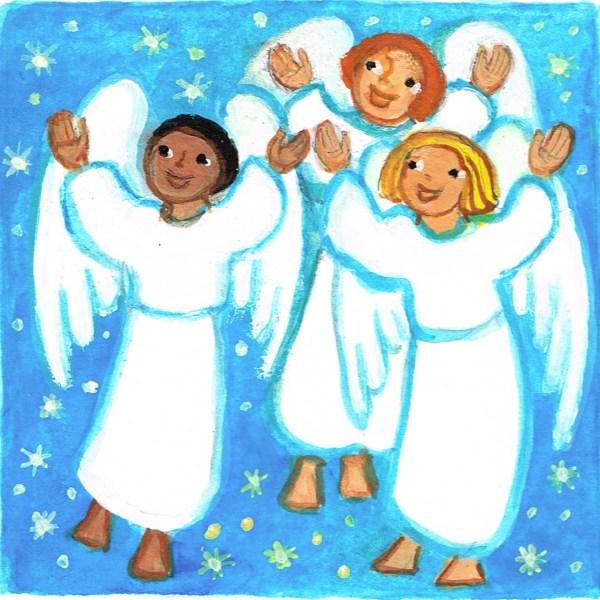 Saint! Saint! Saint! est le Seigneur, Mon petit Missel, Maïte Roche, Mame, 2008