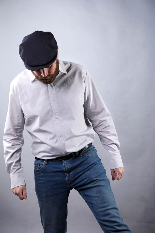 patron chemise cesar