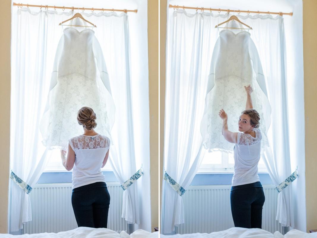 Freie Trauung im Barockschloss Zeilitzheim  Hochzeit in