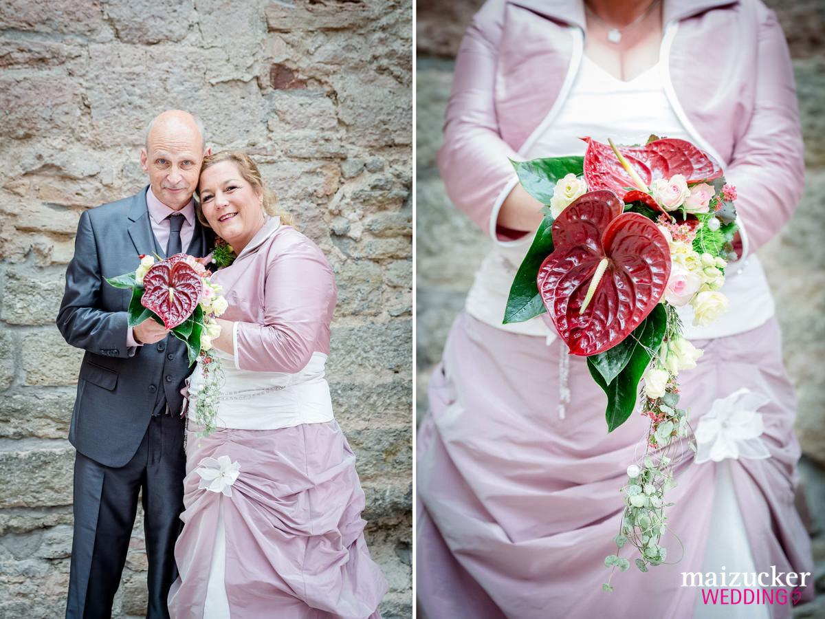 Hochzeit Trimburg  Standesamtliche Trauung Regina und Dieter