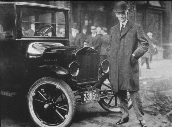 Henry Ford-Model T
