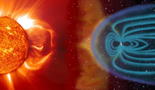 Kesan Radiasi Ribut Matahari Tidak Membahayakan