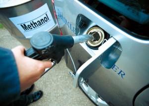 methanol-gas