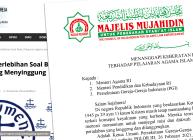 Majelis Mujahidin Menanggapi Keberatan PGI Terhadap Pelajaran Agama Islam Di Sekolah