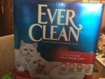 Ever Clean Multi-Cat Clumping Cat Litter #ChewyAmbassador