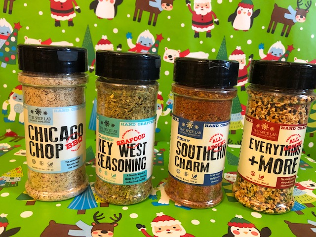 The Spice Lab Seasoning Collection