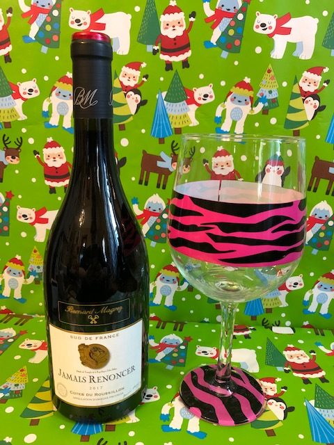 2017 Jamais Renoncer Red Blend- Wine Insiders
