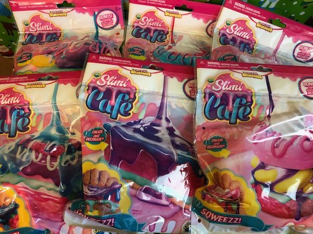 ORB Slimi Cafe Squishie