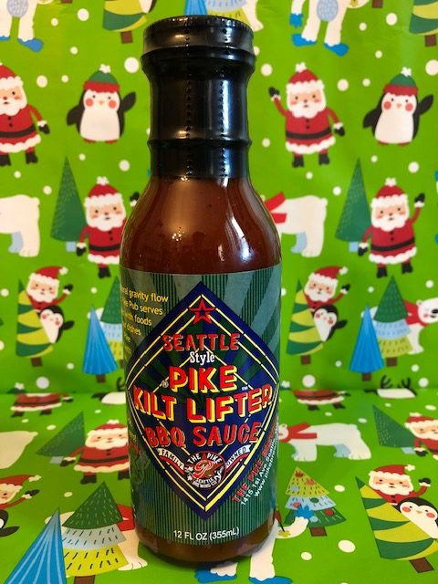 Pike Kilt Lifter BBQ Sauce — Pike Brewing Company