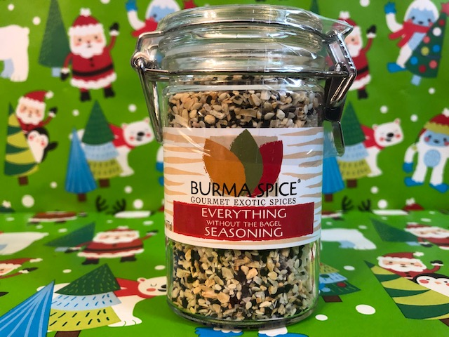 Everything without the Bagel Seasoning- Burma Spice
