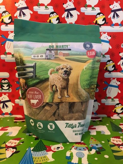 Tilly's Treasures | Dr Marty's Dog Food