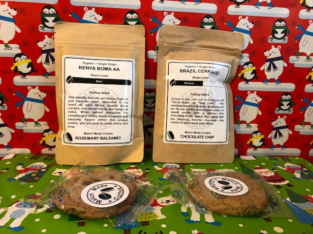 Match Made Coffee - Coffee & Cookie Pairing Subscription Box