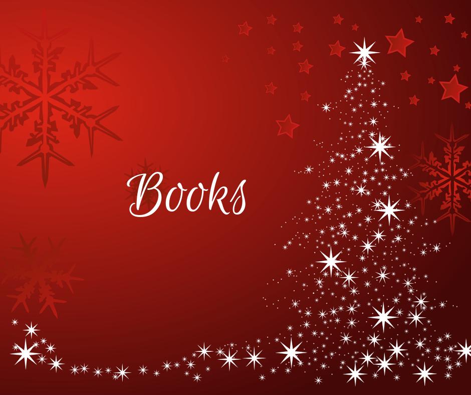 Books #HolidayGiftGuide2019