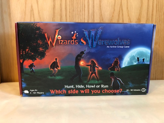 Wizards & Werewolves – A Fantasy Game of Glowing Crystals and Curses
