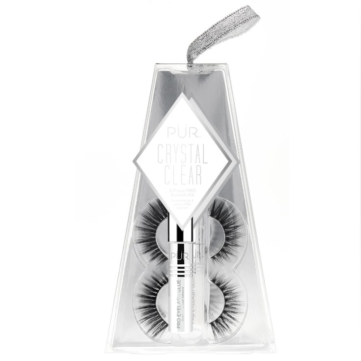 Crystal Clear 3-Piece PRO Eyelash Kit | PÜR The Complexion Authority